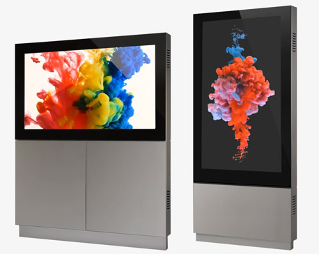Digital Signage Outdoor & Indoor