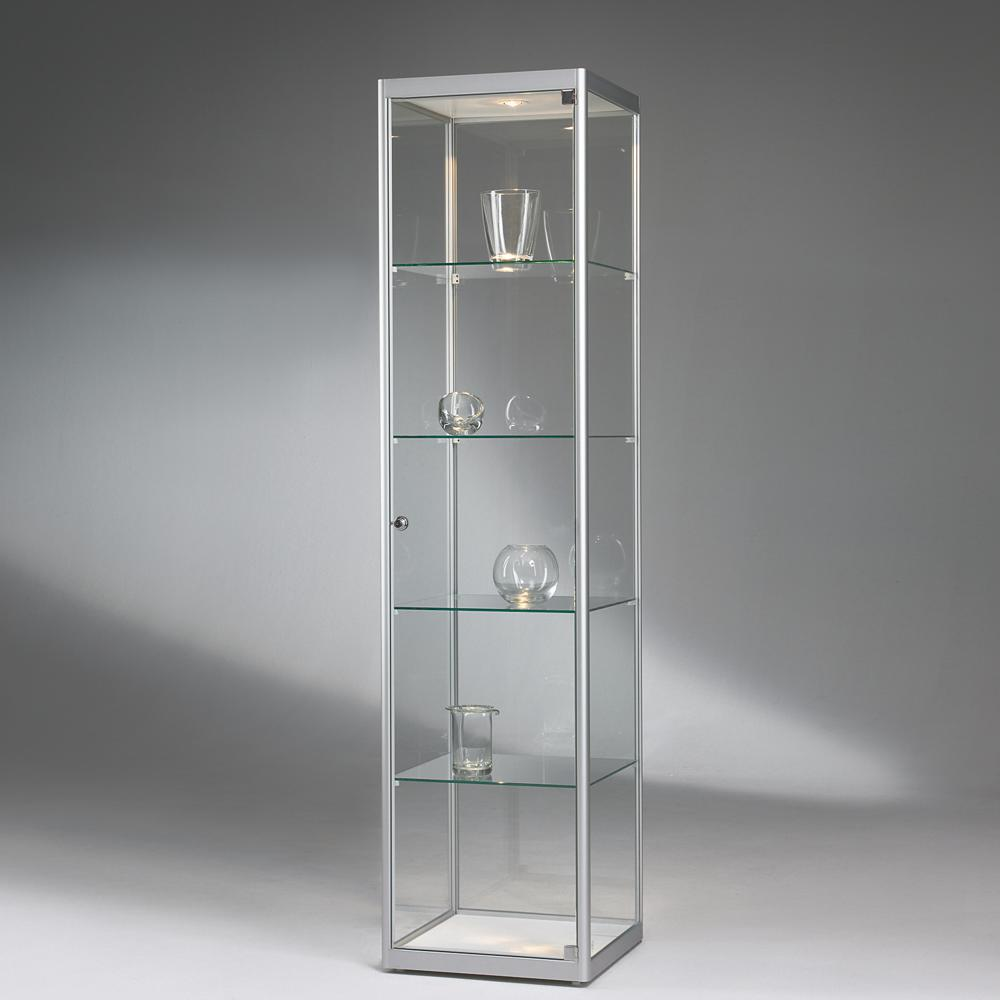 vitrine glas china fabricage glas luxe verlichting vitrineglas hoek vitrine with vitrine glas. Black Bedroom Furniture Sets. Home Design Ideas